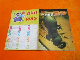 少年科学画报1984年12期