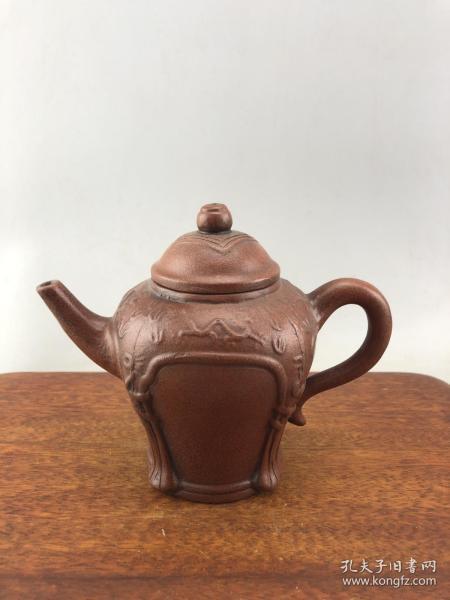 民國老茶壺A5048