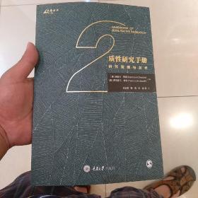 質性研究手冊2:研究策略與藝術