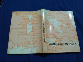 LLOYD'S MARITIME ATLAS 劳埃德海事地图册