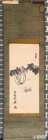 齊白石         純手繪          國畫        (賣家包郵)工藝品