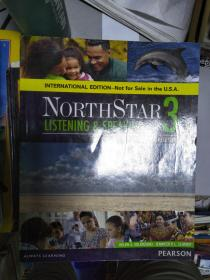 特价~NorthStar, Level 3 Listening and Speaking全外文版9780134049816