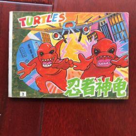 忍者神龟(3)