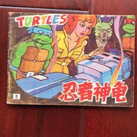 忍者神龟(5)
