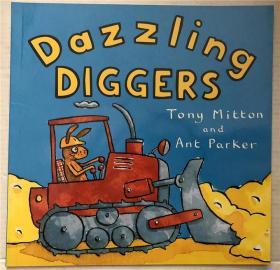 平装Am Dazzling Diggers Spl  令人眼花缭乱的挖掘机