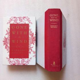 【飘】GONE WITH THE WIND(乱世佳人)(精装16开、毛边书、带盒、英文原版)