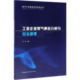 工业企业燃气事故分析与安全管理