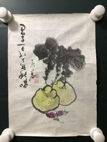 日本回流字画 软片   4683