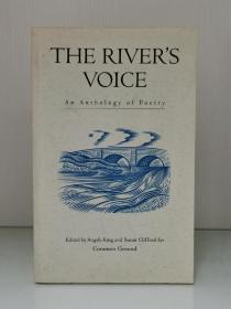 大河之声:世界自然诗歌精选集           The River's Voice : An Anthology of Poetry (诗歌)英文原版书