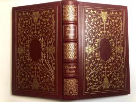 Jane Eyre 简爱 夏洛特勃朗特 Easton Press 真皮精装本