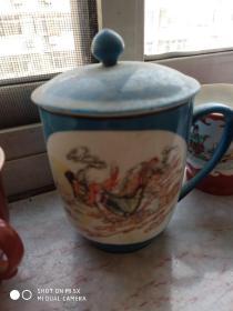嫦娥奔月茶杯