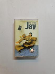 《周杰伦Jay》 老磁带