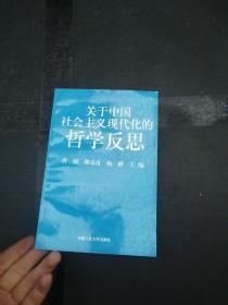 关于中国社会主义现代化的哲学反思