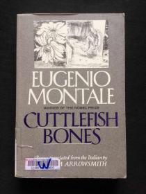 蒙塔莱诗选 Cuttlefish Bones