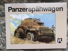 德军轮式装甲车