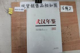 武汉年鉴2013