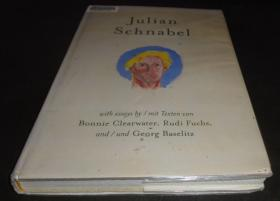 2手英文 Julian Schnabel 朱利安施纳贝尔 图书馆用书 xfe14