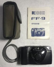 理光FF-9 胶卷相机 (含说明书及发票)