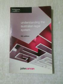 Understanding the Australian Legal System,5th edition
