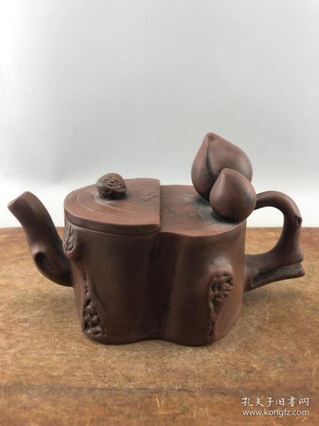 赔钱处理民国老茶壶B5043.