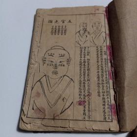 民国前后旧书:水镜集(1-4卷)