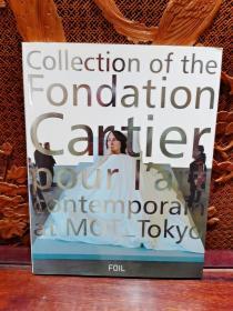 《 Colletion of  the  Fondation Cartier Pour I'art   contemporain at MOT_Tokyo  现代美术财团展》 【现货包邮】