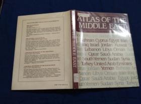 ATLAS OF THE MIDDLE EAST 中东地图集