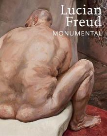 Lucian Freud: Naked Portraits 弗洛伊德画册