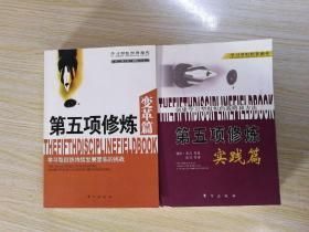 第五项修炼 变革篇+实践篇 2册合售【学习型组织资源库】学习型组