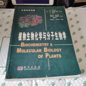 植物生物化学与分子生物学 (中文版 B.B.布坎南著 科学出版社) 正版 现货【内有字迹划线 较多】实拍图