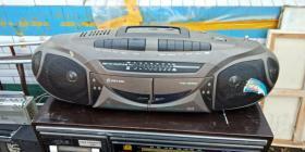 老录音机  星宝牌  TD-882 收录机 私藏品好