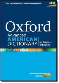 Oxford Advanced American Dictionary for learners of English 带光盘