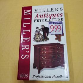 Millers Antiques Price Guide 1998