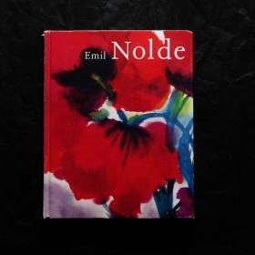 「现货」【埃米尔·诺尔德 (Emil Nolde)】(检索:美术画册,绘画展览图录)