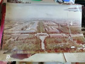 长春客车厂老照片  3张合售  (30CMx17CM)