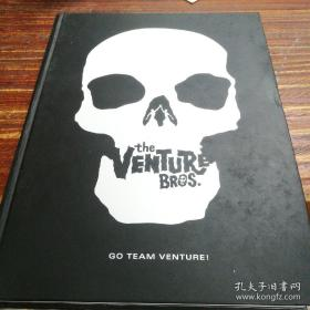 The Art and Making of The Venture Bros