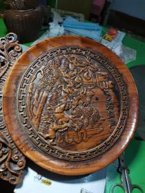 木头雕刻摆件