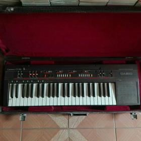 CAS O、CT一310电子琴