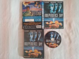 (DVD精品电影)天煞地球反击战又名独立日