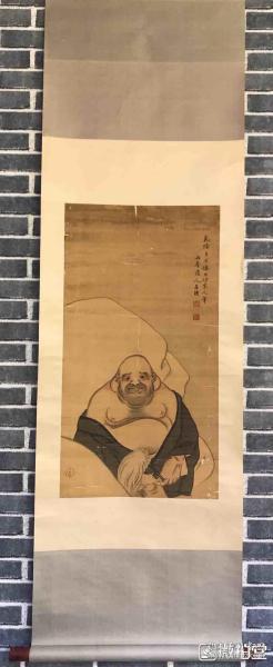 羅聘         純手繪          國畫        (賣家包郵)工藝品