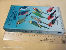 澳大利亚鸟类 铜版纸全彩精印 The Slater Field Guide to Australian Birds