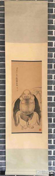 陳少梅        純手繪          國畫        (賣家包郵)工藝品