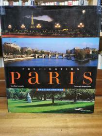 迷人巴黎 大型画册 Fascinating Paris (法国研究)英文原版书
