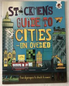 平装Stickmens Guide To Cities 城市指南