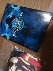 零 镇魂最终珍藏版 游戏机实用技术出品 95新带赠品 光碟枕套