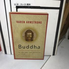 英文原版 Buddha (Lives)
