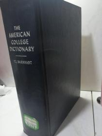 THE AMERICAN COLLEGE DICTIONRY【美国大学字典】
