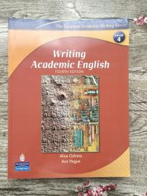 Writing Academic English:Fourth Edition