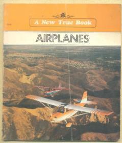 AIRPLANES(飞机 英文原版)