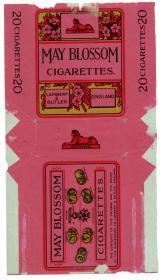 民国老烟标【sphinx牌】20支软标